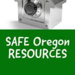 safe oregon resources